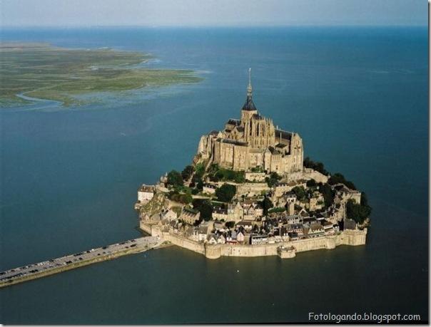 Mont Saint Michel, a cidade no meio do mar (10)