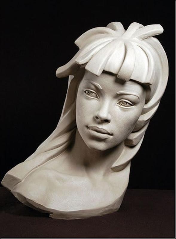 Esculturas Faciais de Philippe Faraut (24)