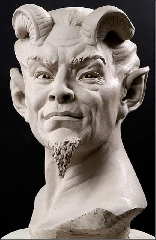 Esculturas Faciais de Philippe Faraut (19)