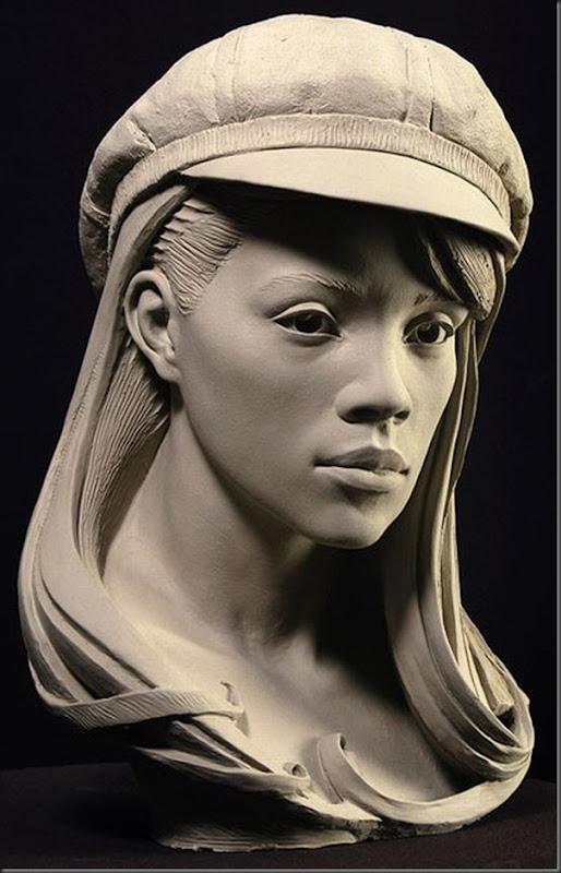 Esculturas Faciais de Philippe Faraut (22)