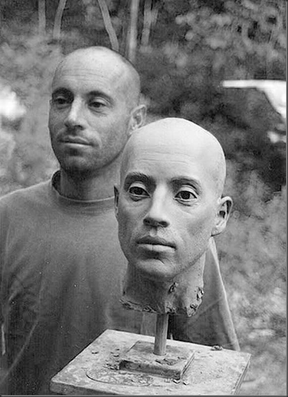 Esculturas Faciais de Philippe Faraut (21)