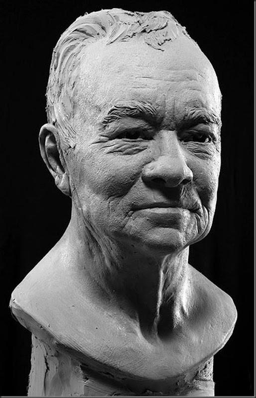 Esculturas Faciais de Philippe Faraut (16)