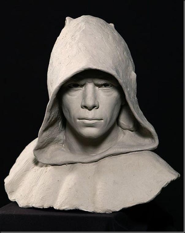 Esculturas Faciais de Philippe Faraut (8)