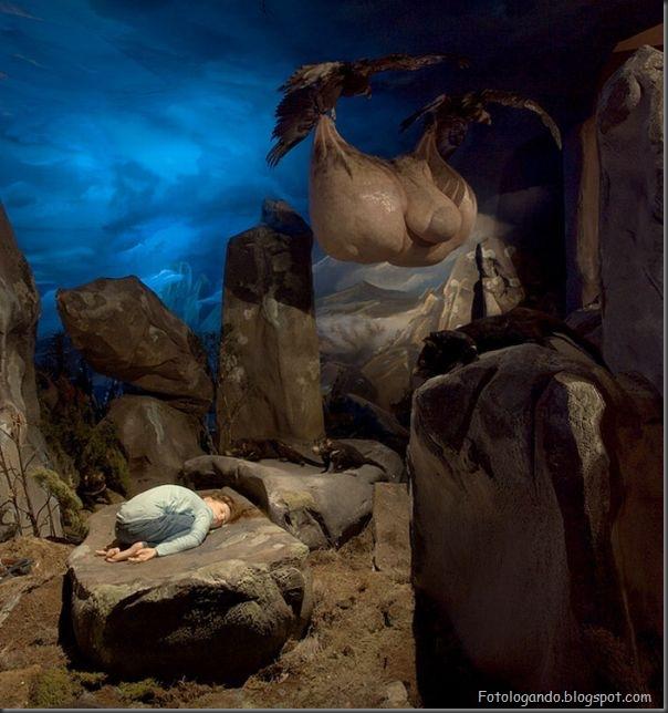 A arte controversa nas esculturas de Patricia Piccinini (15)