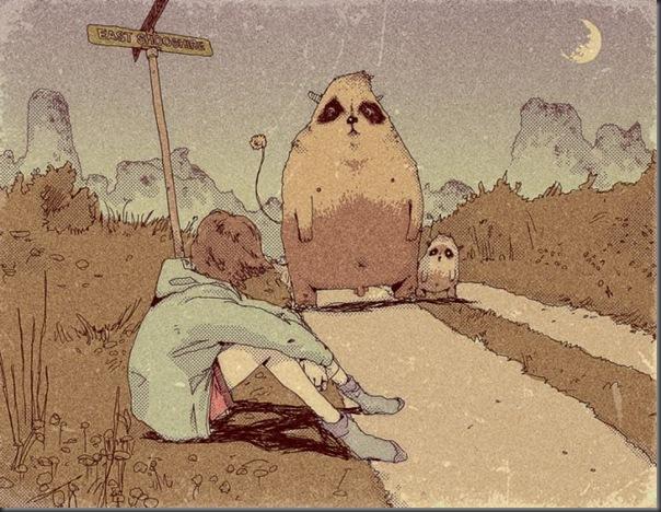 Ilustrações de Ryan Mauskopf (17)
