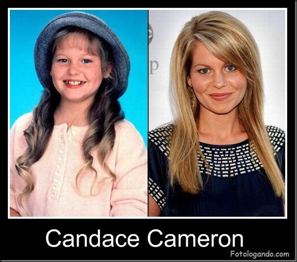 Candace Cameron