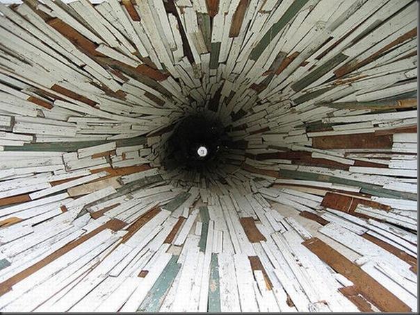 Casa em formato de túnel (2)