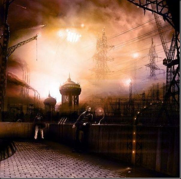 Surpreendentes imagens de ficção científica e fantasia (2)