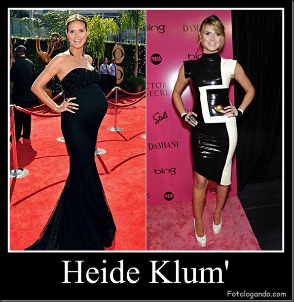 Heide Klum'