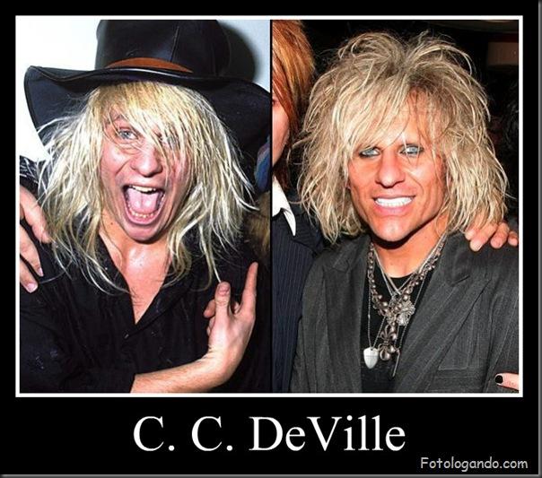 C. C. DeVille