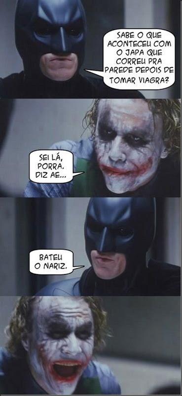 Batman e a piada do Japa