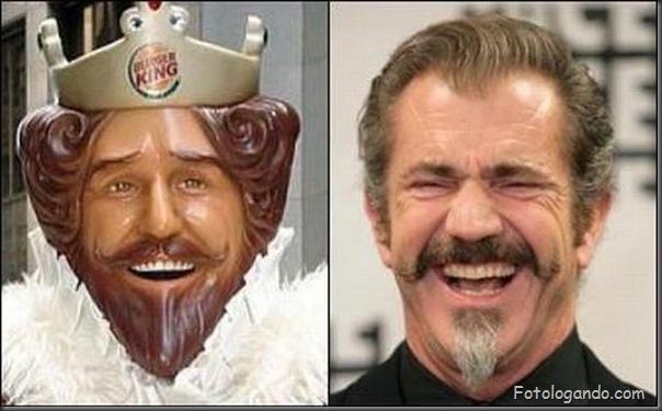 Burger King Mel Gibson
