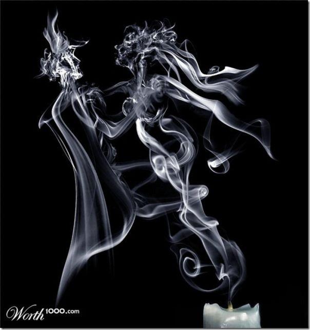 A bela arte feita com a fumaça (22)