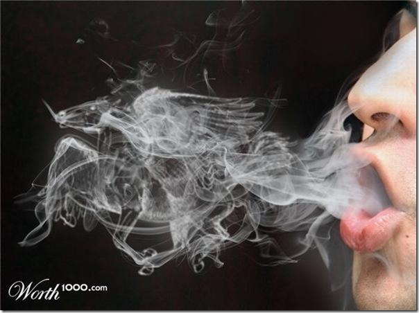 A bela arte feita com a fumaça (17)