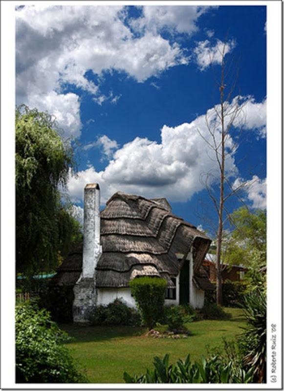 Casas que parecem ter saido de contos de fadas (14)