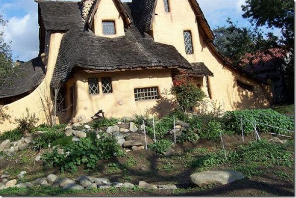 Casas que parecem ter saido de contos de fadas (9)