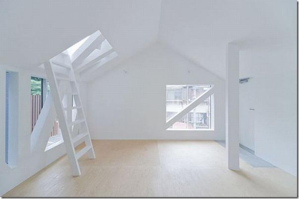 Apartamento diferente em Tóquio (2)