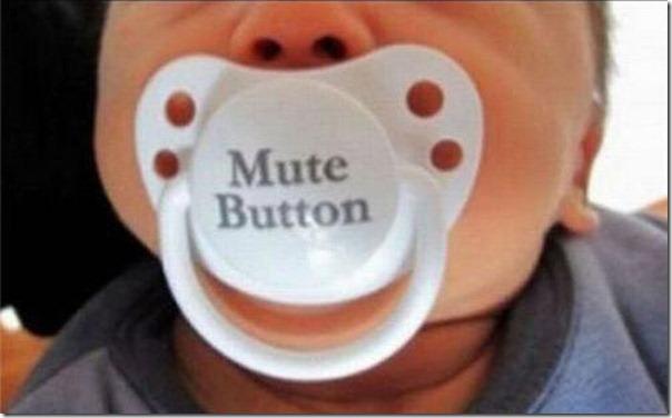Botão Mute