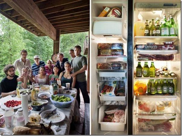 O que as pessoas tem dentro da geladeira (5)