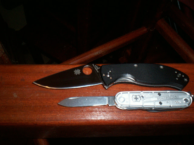 Spyderco Tenacious- Short review - Other Weapons