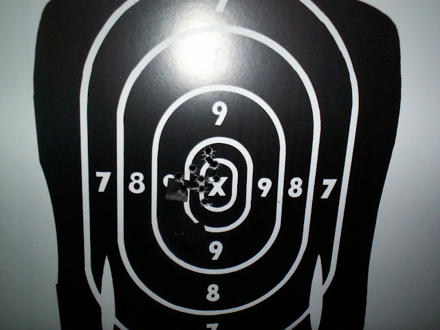M&P9 and Bersa .22 - Range Report