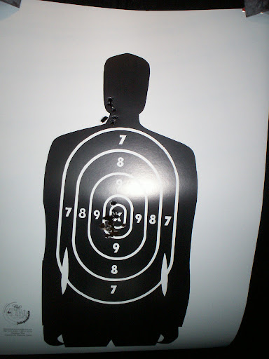 M&P 9mm and Remington 870 - Range Report