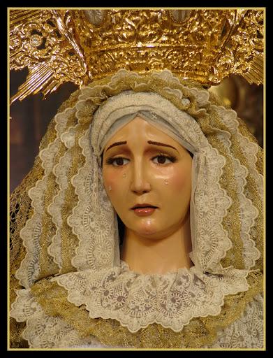 María Stma. del Rosario en sus Misterios Dolorosos