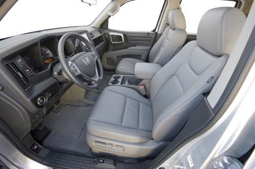 Interior Honda Ridgeline