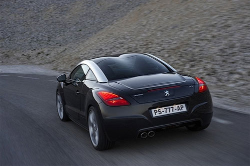 Sport coupe Peugeot
