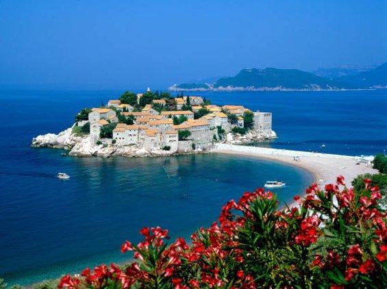 Luxury island