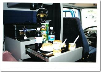 inside truck 2000