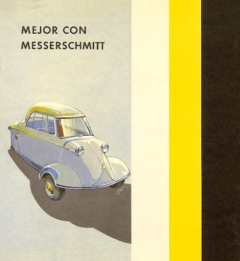 Messerschmitt Kabinenroller KR
