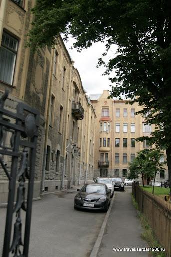 улочки-переулочки