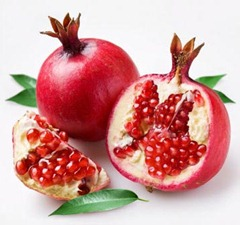 ���ʡѴ�ҡ�Ѻ��� Pomegranate ( Punica granatum L )