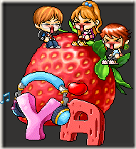 StrawBerry Chair