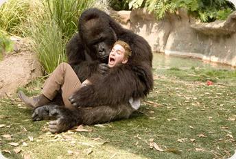 Gorilla & Ralph White