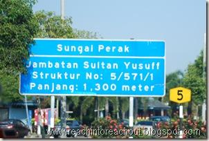 Sungai Perak anyone?
