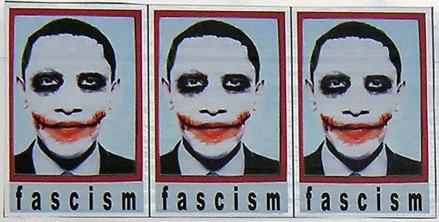 Obama Joker Ottawa Canada