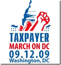 Washington DC taxpayer march 912