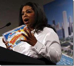 Oprah Twinkies