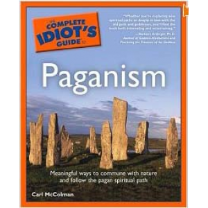 The Complete Idiots Guide To Paganism Cover