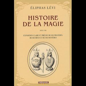 Histoire De La Magie In French Cover