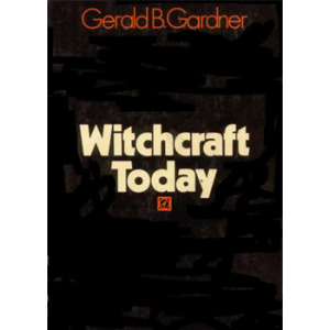 Witchcraft Today Cover