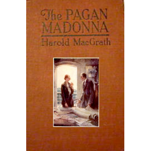 The Pagan Madonna Cover