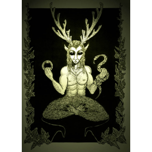 Invocation Of The Horned God Cover