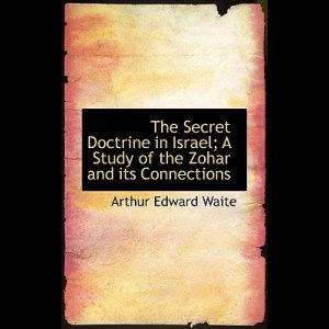 The Secret Doctrine In Israel Cover