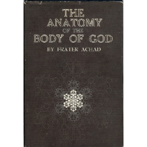 The Anatomy Of The Body Of God Cover