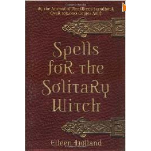 Spells For The Solitary Witch Cover