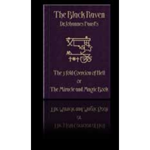 The Black Raven Or The Threefold Coercion Of Hell Cover