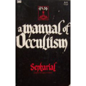 A Manual Of Occultism Cover